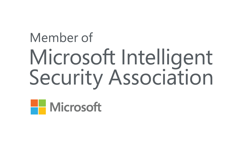 Microsoft Intelligent Security Association Logo