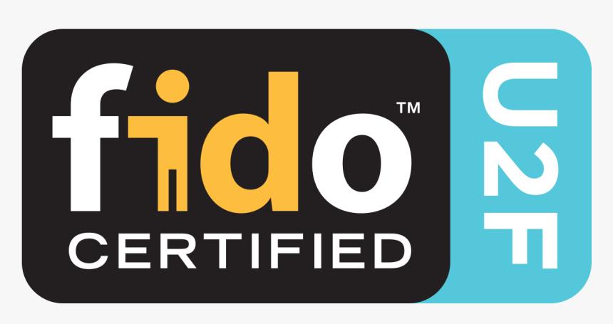 FIDO Certified U2F Logo
